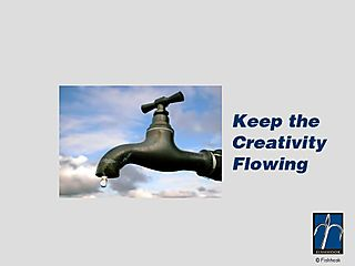 Keep the Creativity Flowing 08